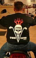 CRANKED Gear Long-Sleeved T
